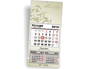 Wall calendars 2-padded