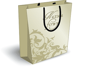 Exclusive laminated paper bags